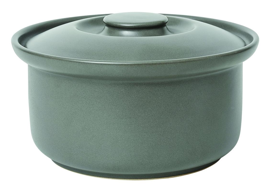 Oala cu capac Granite Gray, ∅ 25 cm, Jamie Oliver
