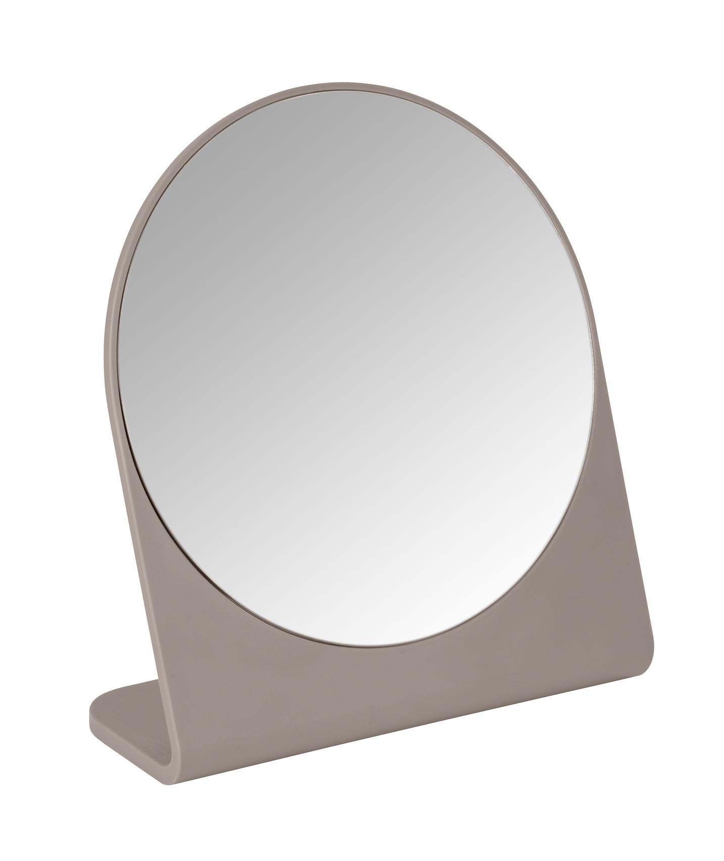 Oglinda cosmetica de masa, Marcon Taupe, L19xl17,5 cm