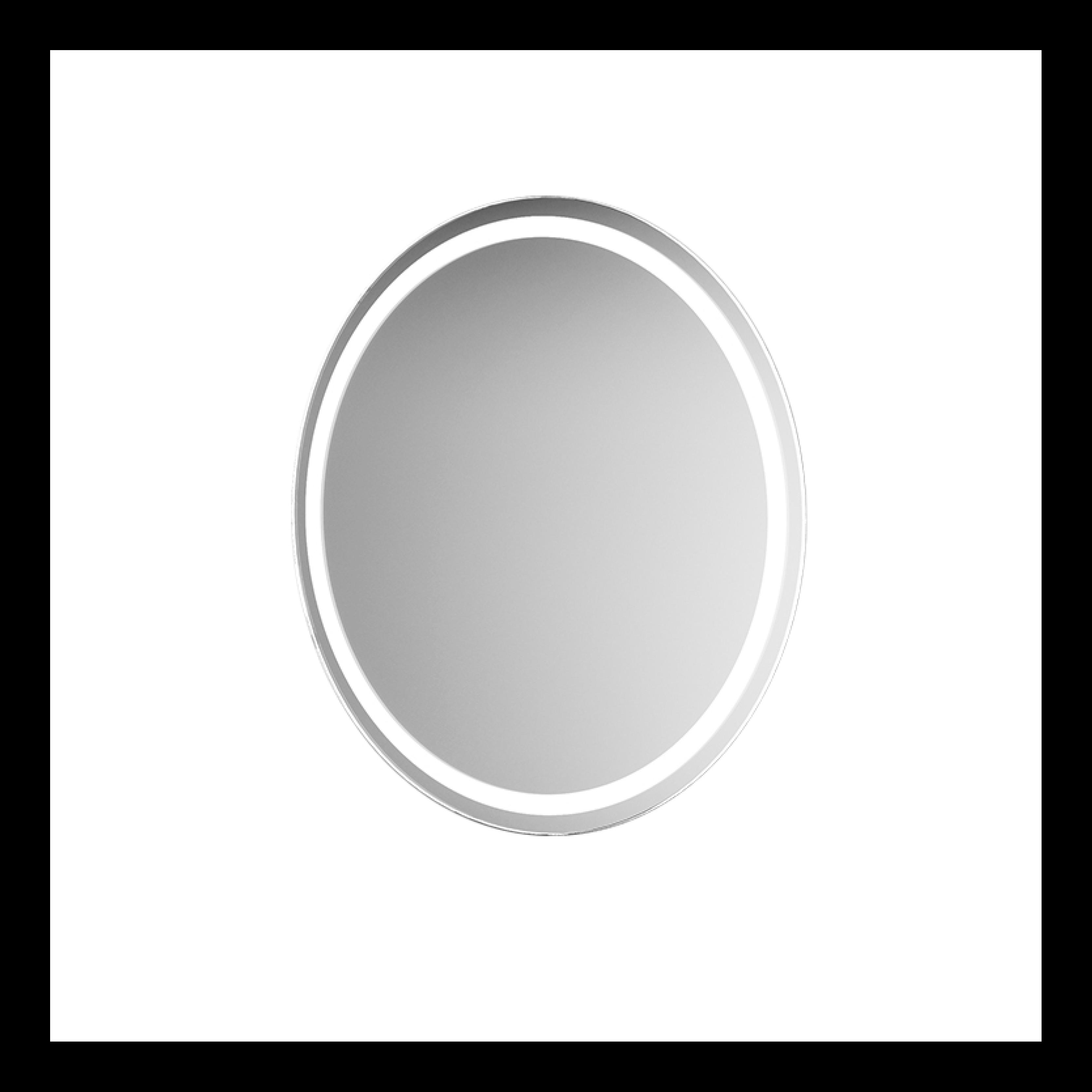 Oglinda cu LED Aurora, Ø80 cm, AZ51061 poza