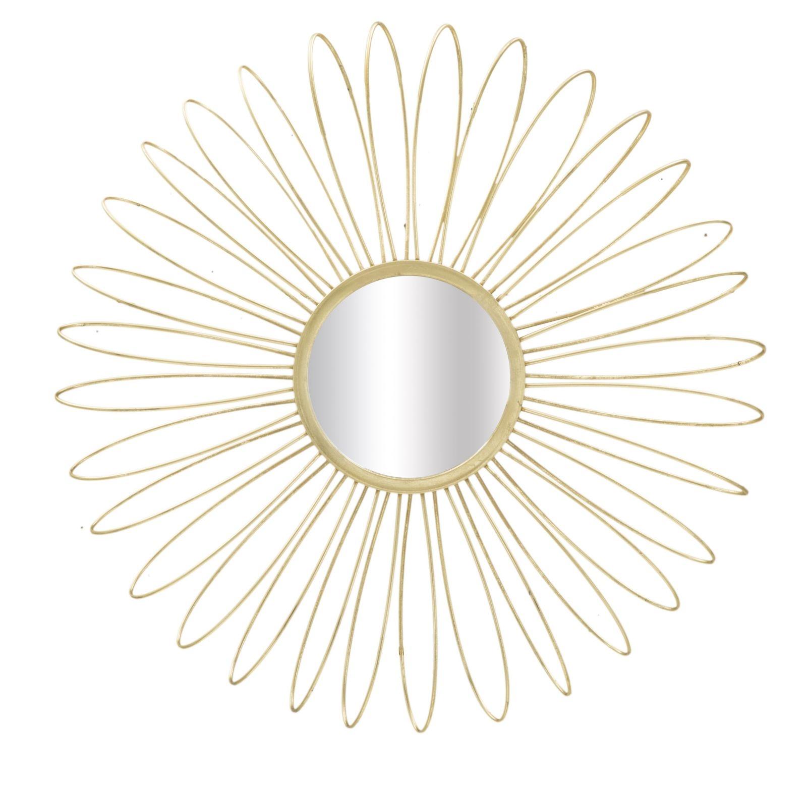 Oglinda decorativa Daisy O 92 cm