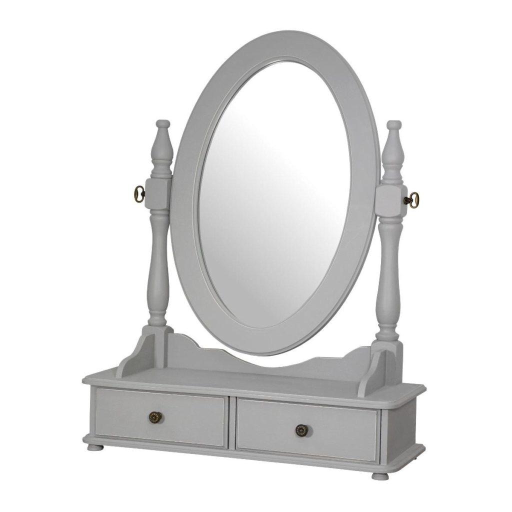 Oglinda decorativa din lemn de plop si MDF Catania CAT060