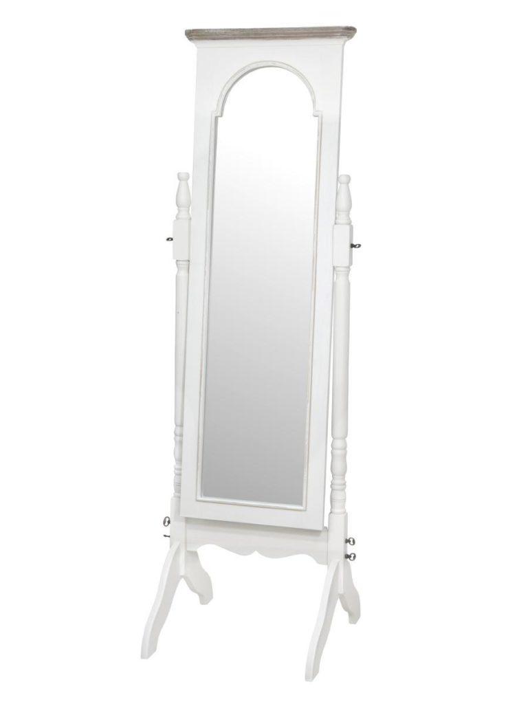 Oglinda decorativa din lemn de plop si MDF Ravenna RA025
