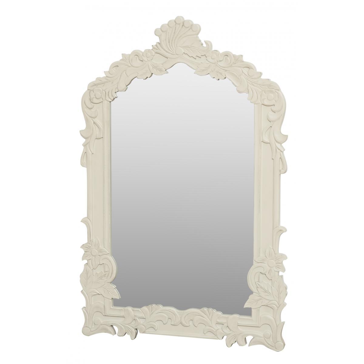 Oglinda decorativa din lemn de plop si MDF Savona SAV057
