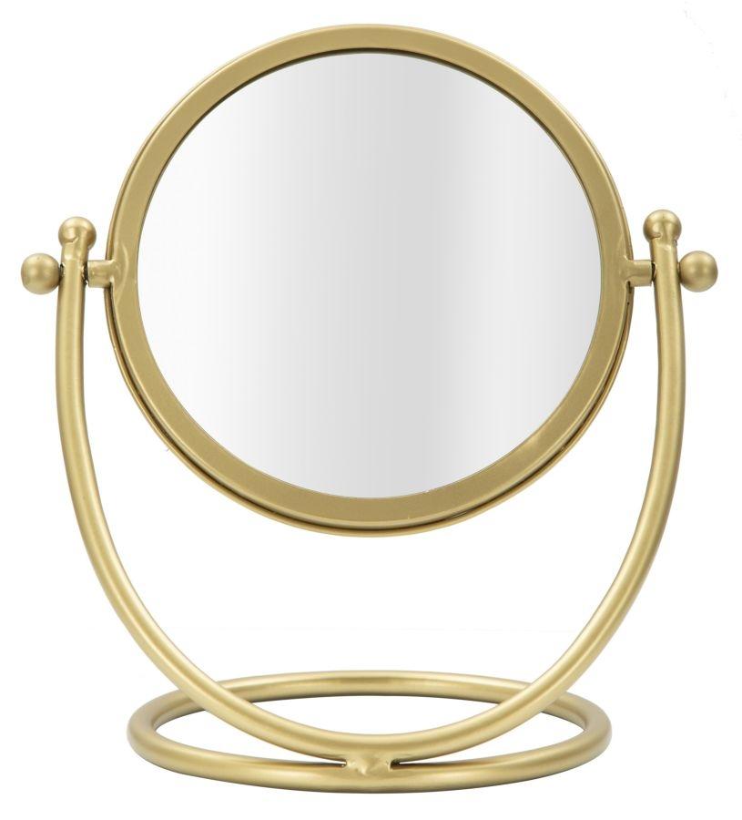 Oglinda decorativa Glam Pearl, 25 x 17,5 cm