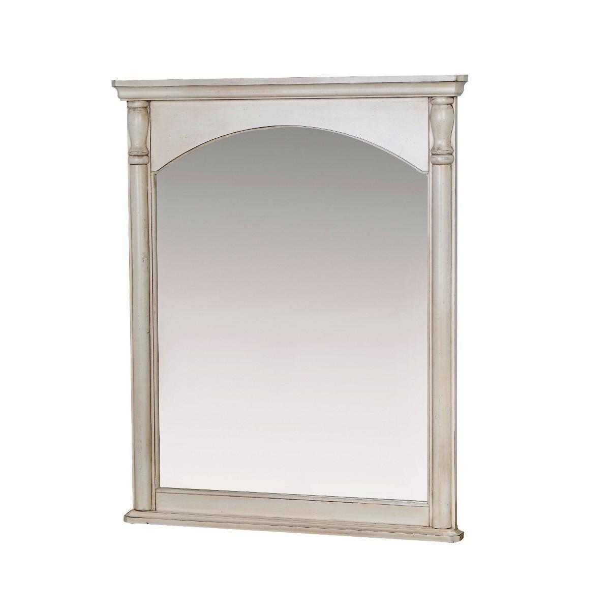 Oglinda din lemn de cauciuc si furnir, Limena LI2730 imagine