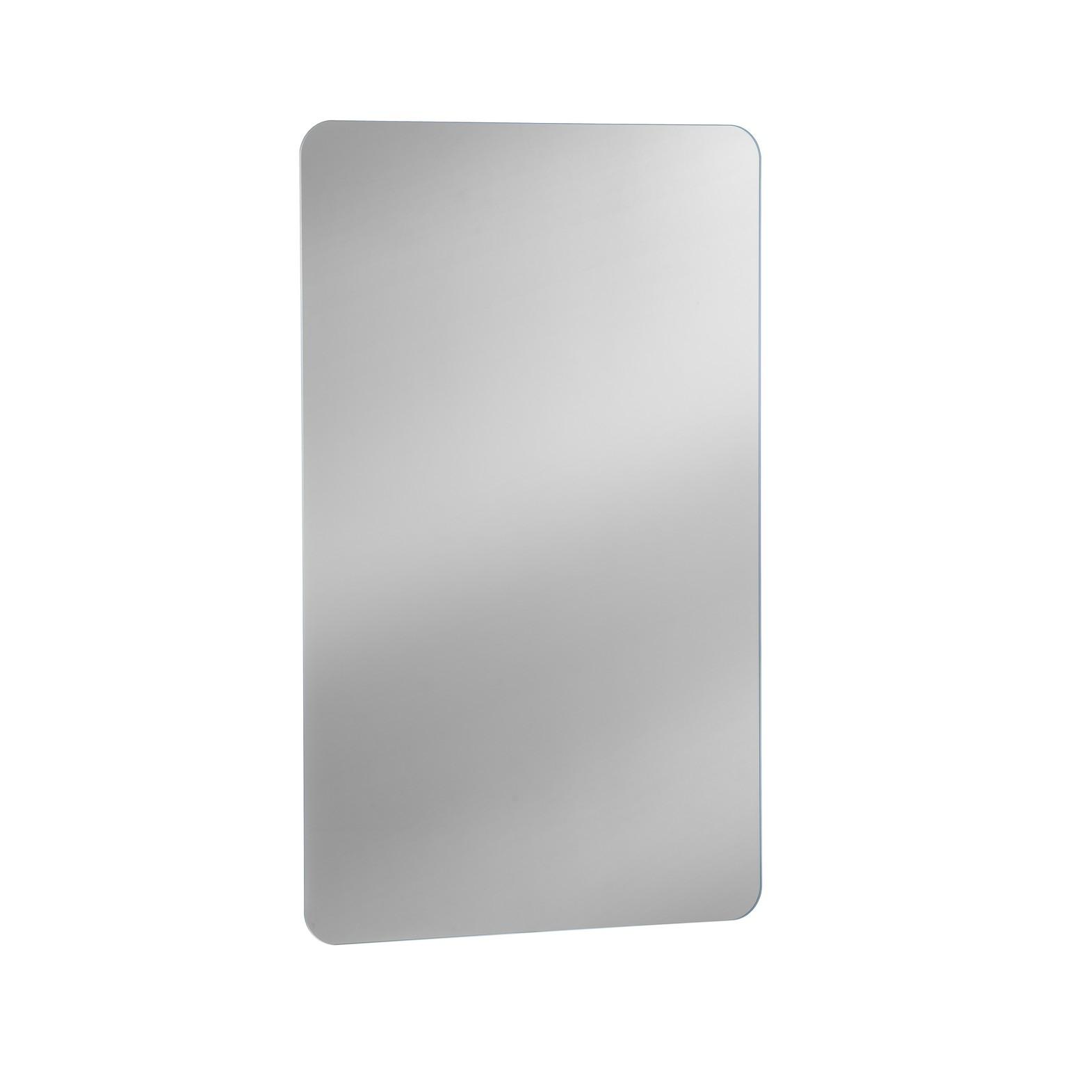 Oglinda pentru baie cu Led, L80xl50 cm, Stella imagine