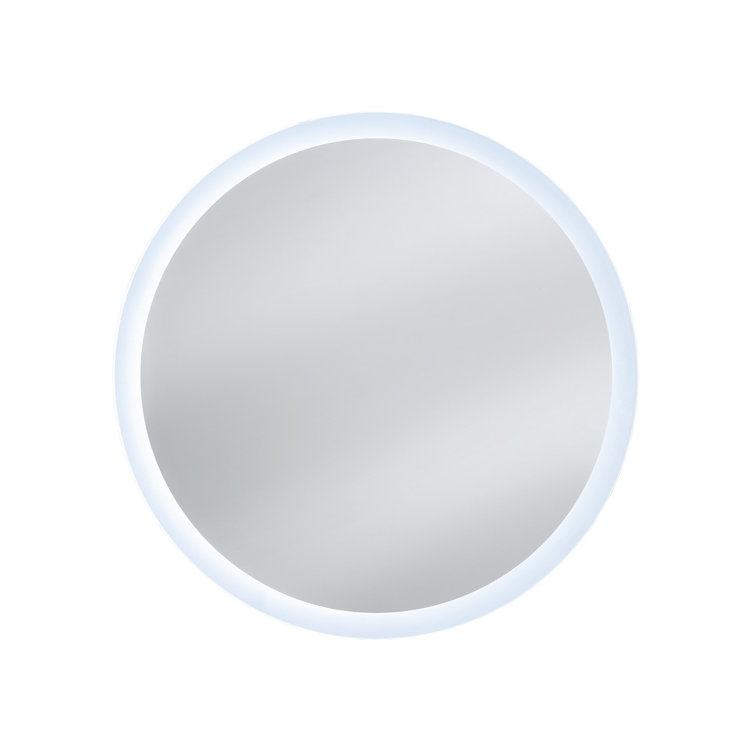 Oglinda pentru baie cu Led Venus Ø 80 cm poza