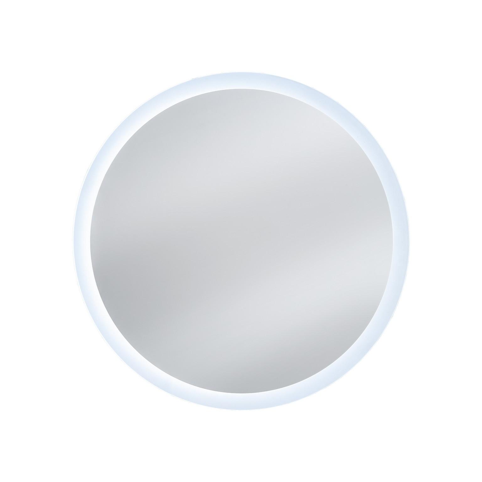 Oglinda pentru baie cu Led Venus Ø 80 cm imagine