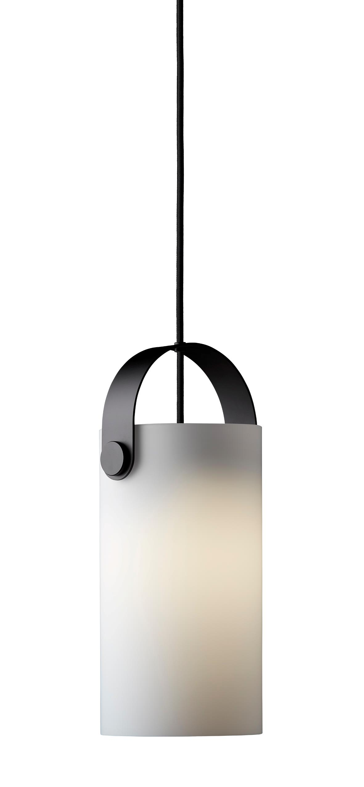 Lustra OoTG, Ø16 cm, H31 cm, Opal Glass
