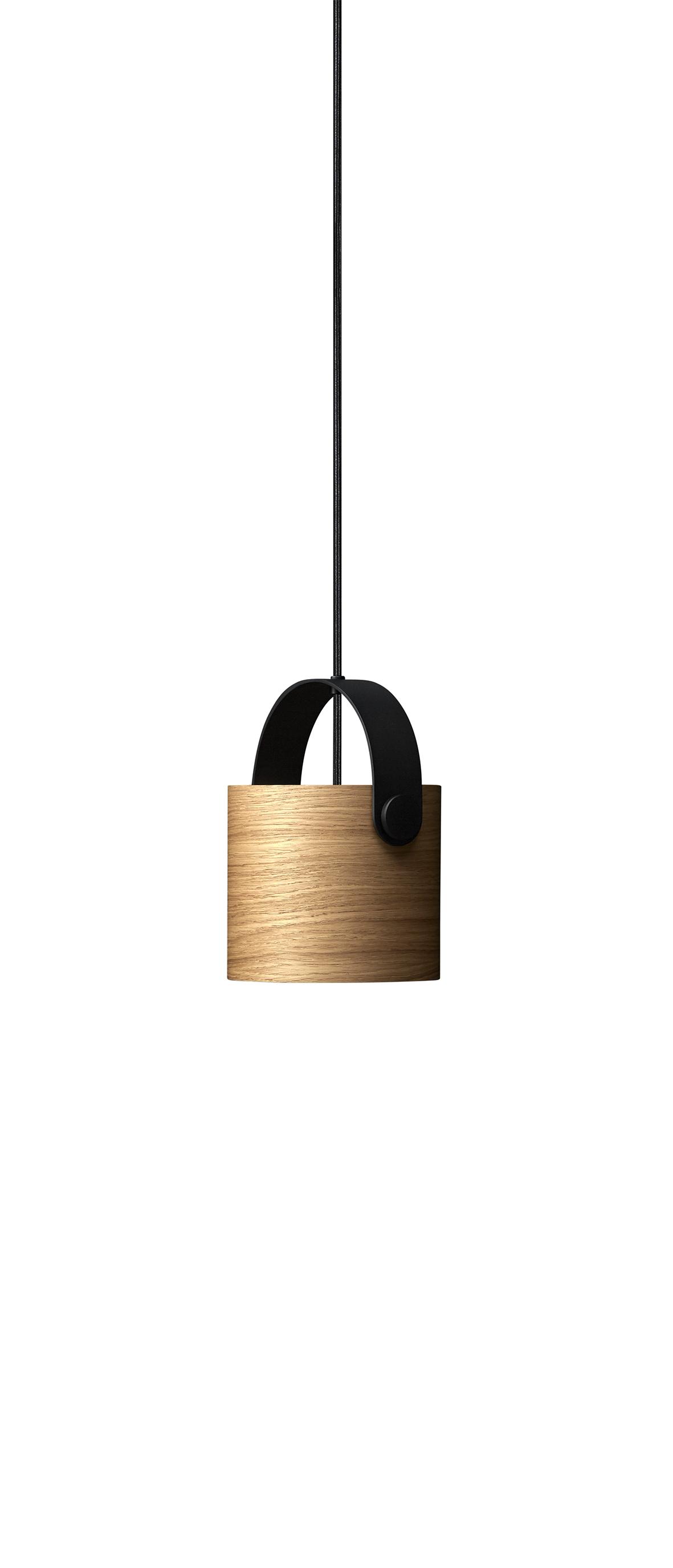 Lustra OoTW, Ø16 cm, H15 cm, Oak