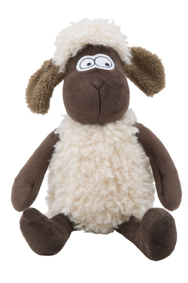 Opritor usa din material textil Sheep Multicolor, l22xA13xH36 cm imagine