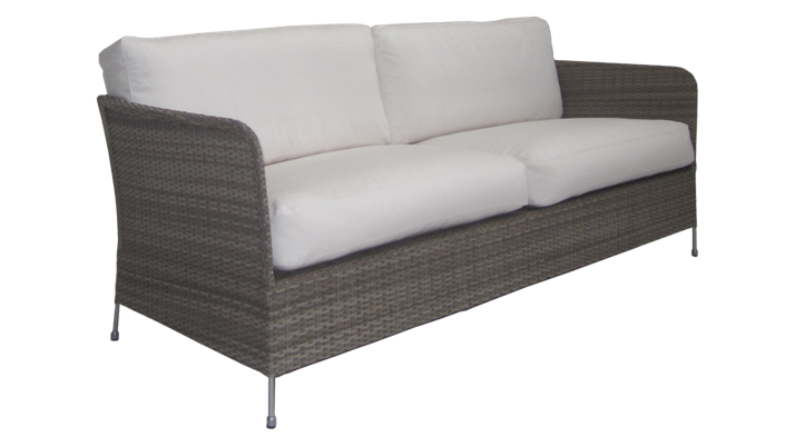 Canapea din rattan Orion Grey