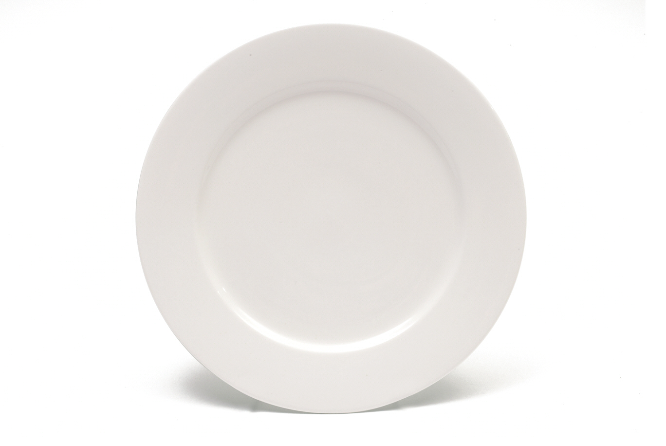Set 4 Farfurii White Basics Dinner Alb, Portelan, 27,5 cm