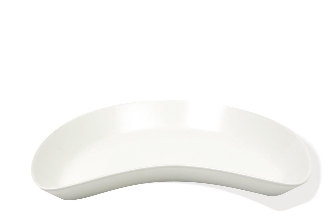 Set 6 Farfurii White Basics Alb, Portelan, 22,5 cm
