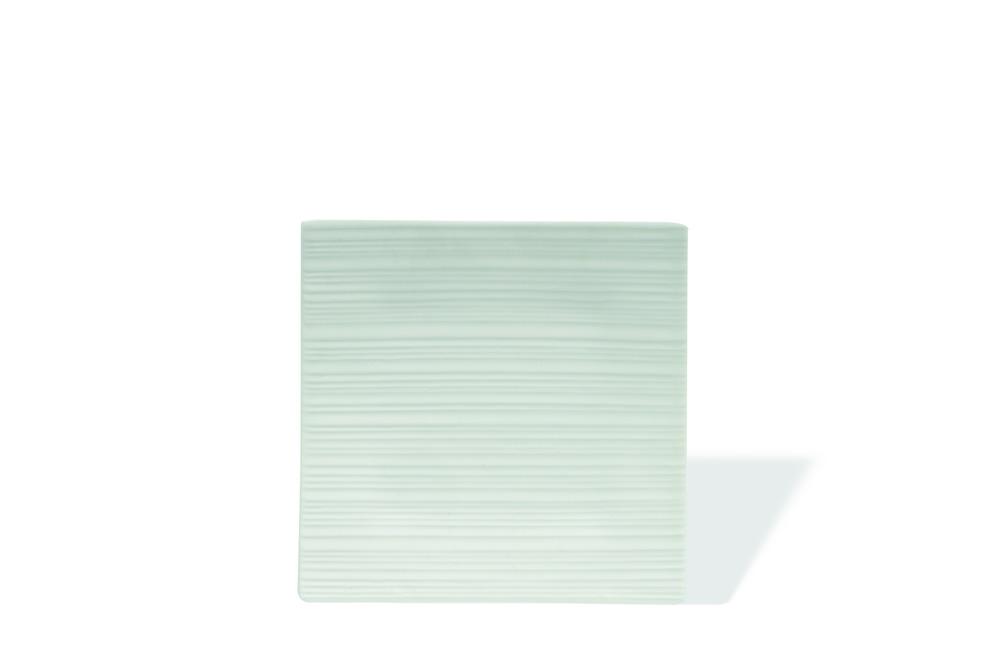 Set 6 farfuri Portelan, White Basics Cirque, 15 cm