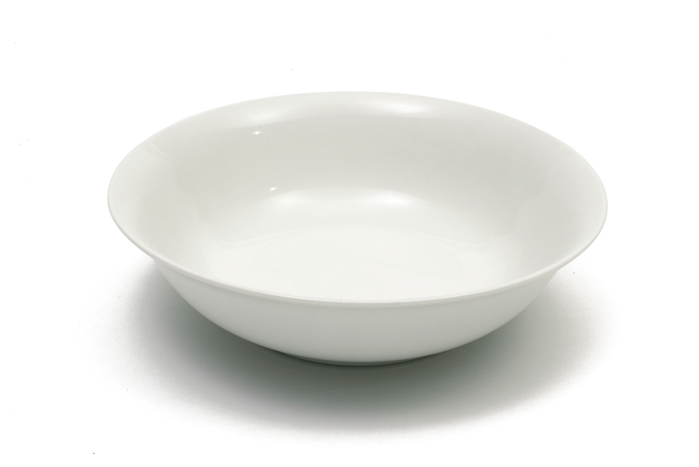 Set 4 Boluri White Basics Alb, Portelan, 20 cm
