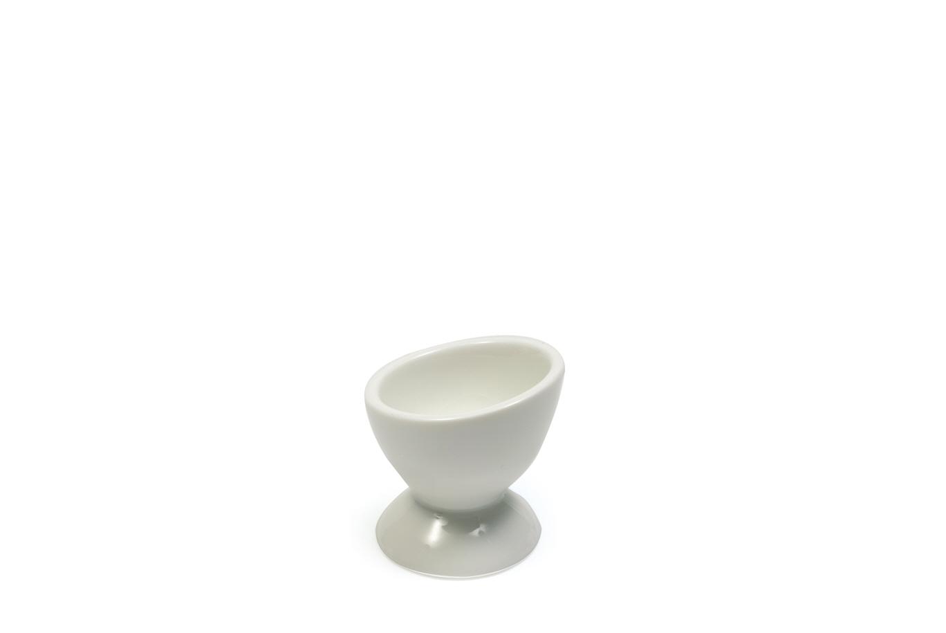 Set 12 Cupe pentru oua White Basics Rest Alb, Portelan