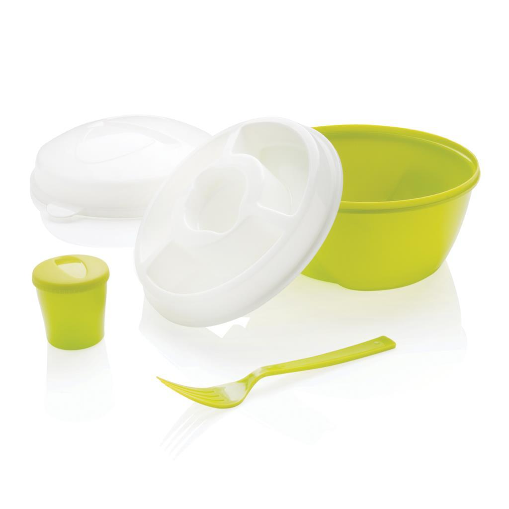 Set Caserola Salata 2 Go, Green