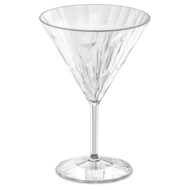 Pahar pentru martini Unbreakable Superglas Crystal Clear,Club No. 12, 250 ml
