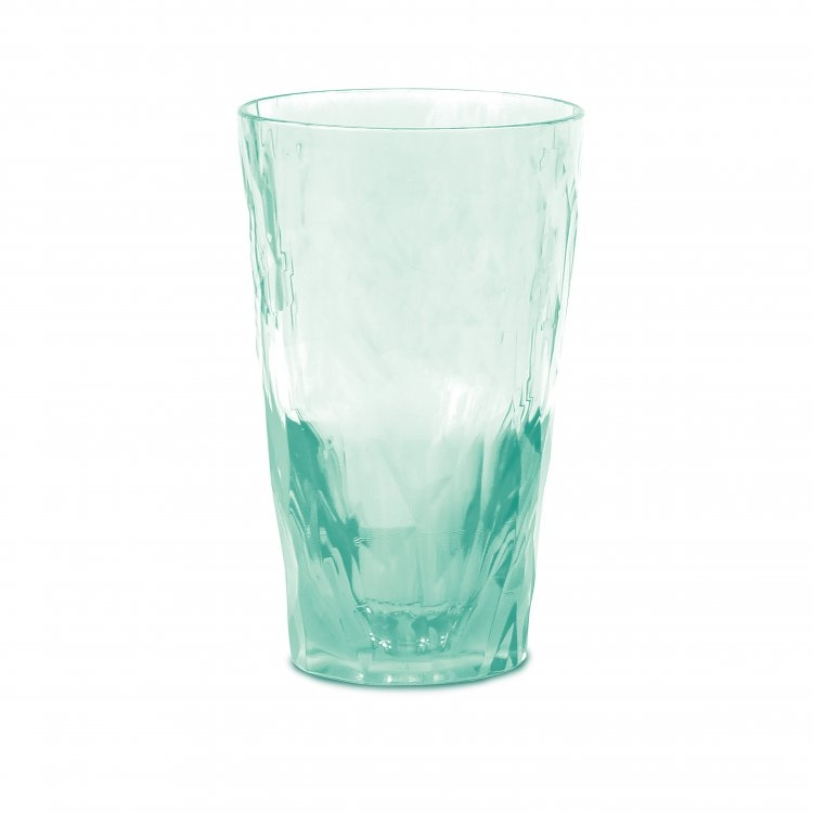 Pahar pentru milkshake Unbreakable Superglas Jade, Club No.6, 300 ml somproduct.ro