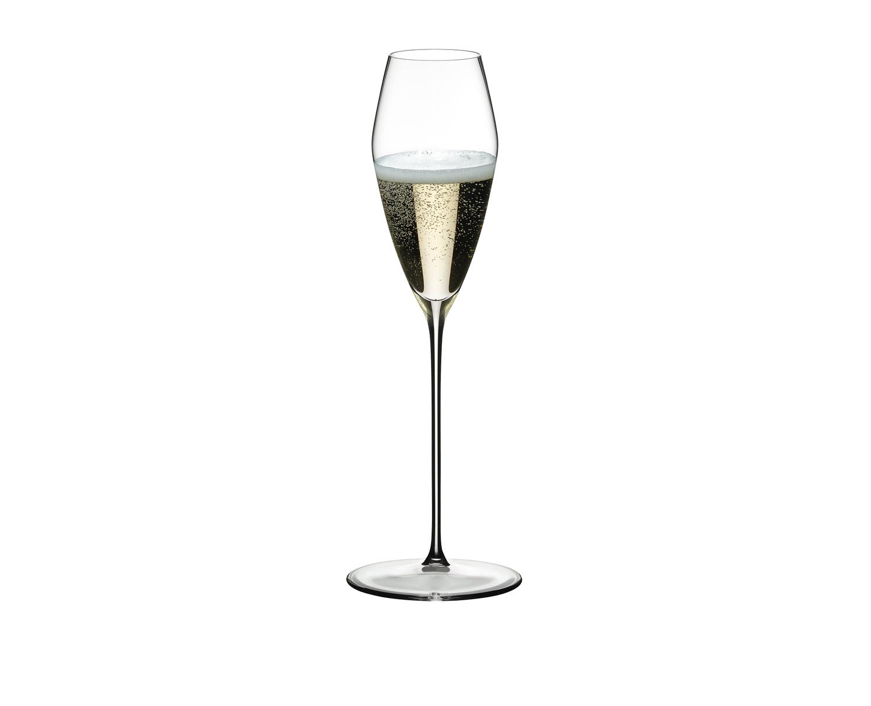 Pahar pentru sampanie, din cristal Max Champagne, 320 ml, Riedel somproduct.ro