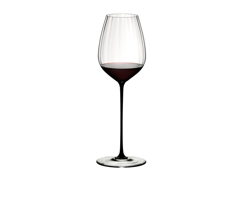 Pahar pentru vin, din cristal High Performance Cabernet Negru, 834 ml, Riedel imagine