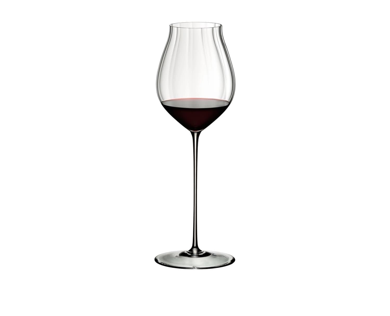 Pahar pentru vin, din cristal High Performance Pinot Noir Clear, 830 ml, Riedel imagine