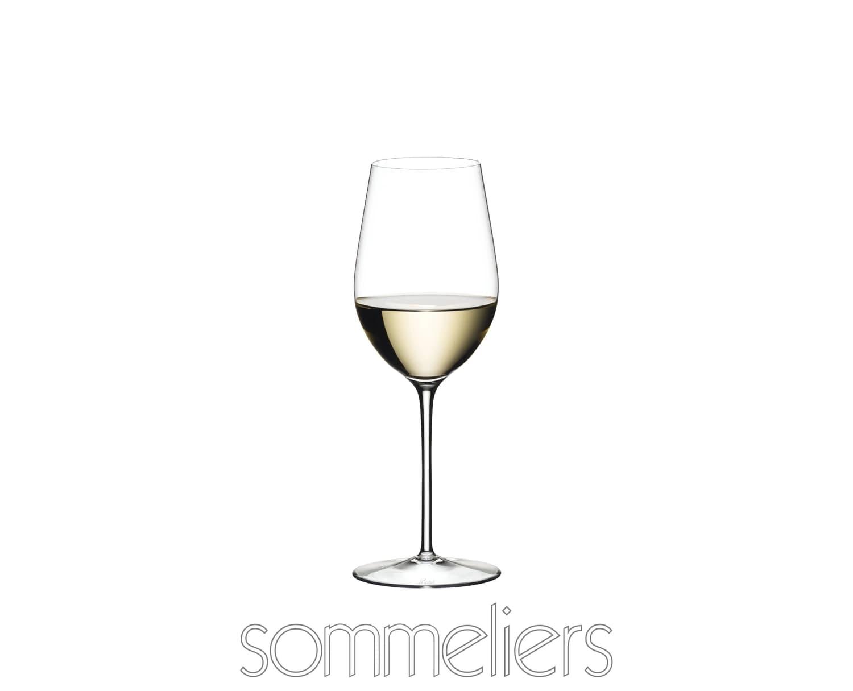 Pahar Pentru Vin, Din Cristal Sommeliers Grand Cru Riesling / Zinfandel Clear, 380 Ml, Riedel