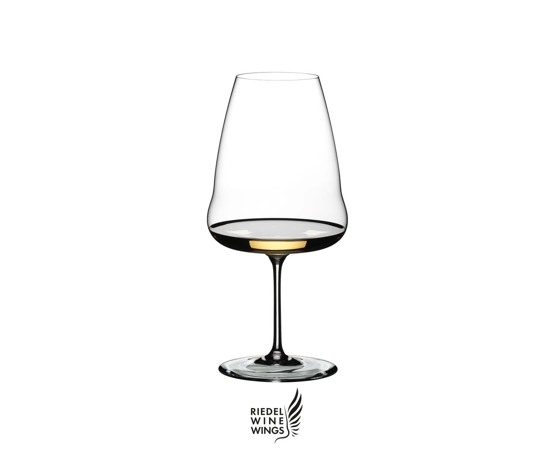Pahar pentru vin, din cristal Winewings Riesling Clear, 1017 ml, Riedel imagine