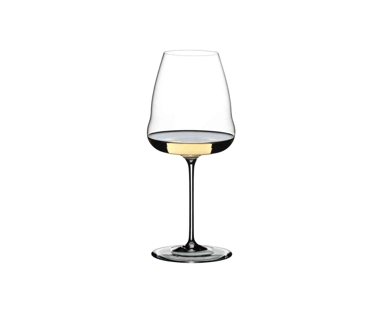 Pahar pentru vin, din cristal Winewings Sauvignon Blanc, 742 ml, Riedel somproduct.ro