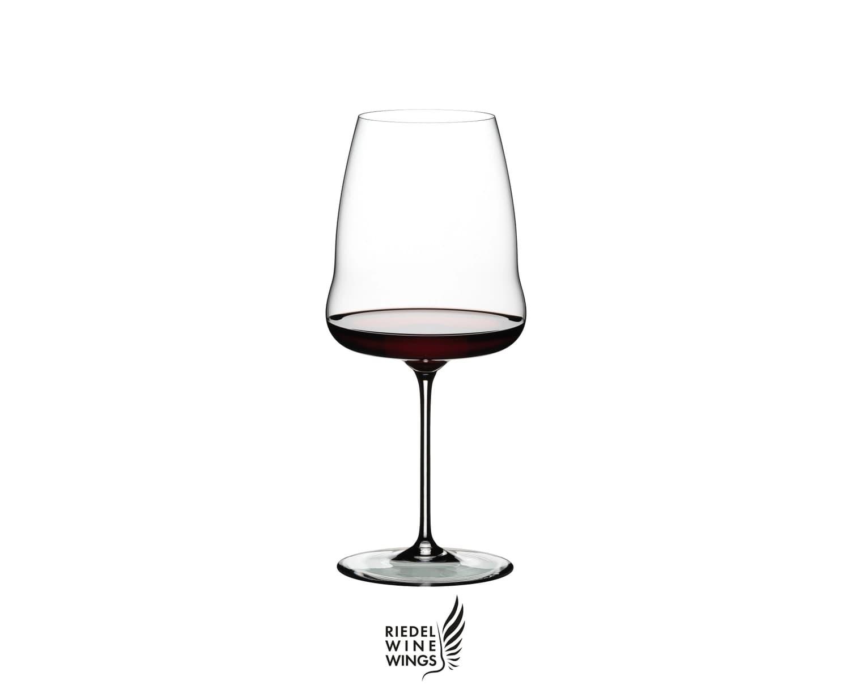 Pahar pentru vin, din cristal Winewings Syrah Clear, 865 ml, Riedel imagine