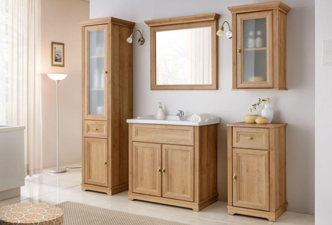 Set Mobilier pentru baie, 6 piese, Palace Riviera XL imagine