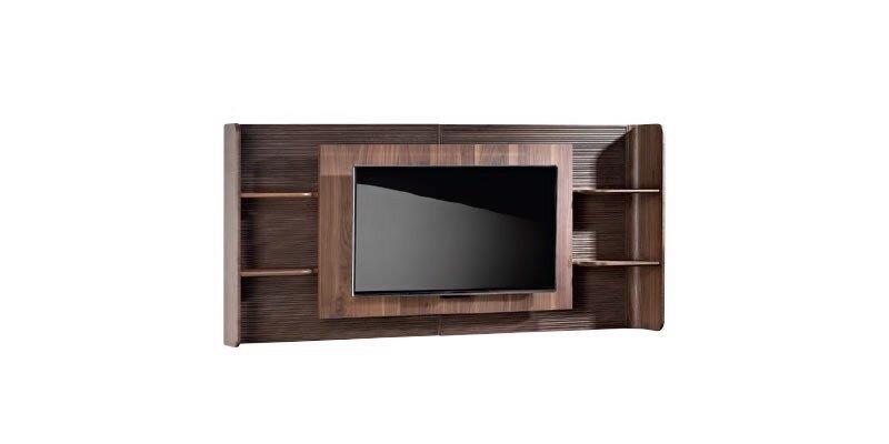 Panou TV suspendat din pal Noble Nuc, l203xA24,5xH95,3 cm