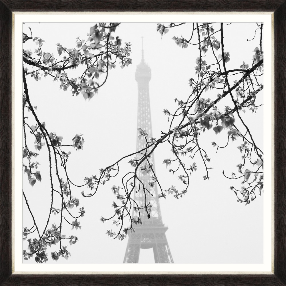 Tablou Framed Art Parisian Details I