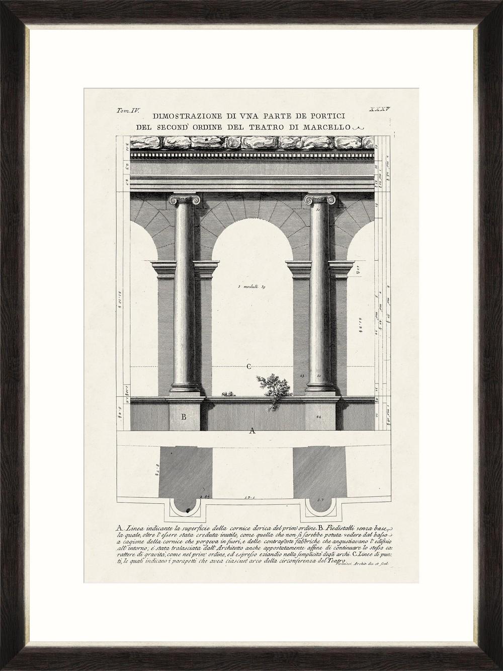 Tablou Framed Art Parte De Portici II