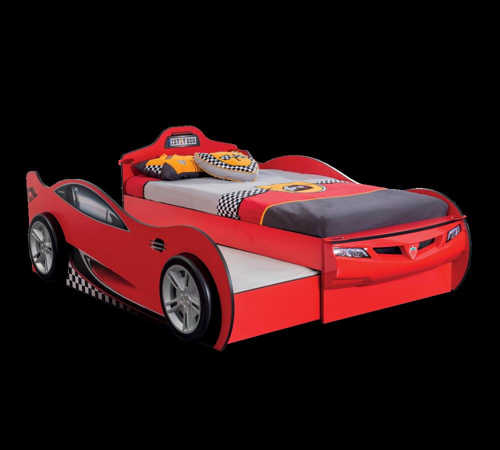 Pat Pal Suprapus Copii Race Cup Red