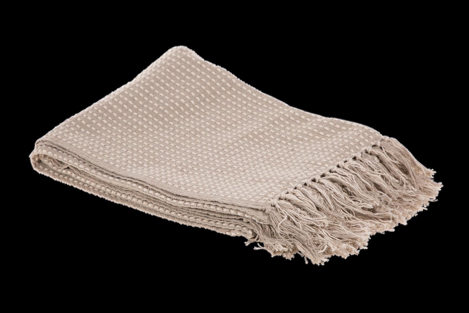 Patura Atmosphere Cotton Soft Grey 125 x 150 cm