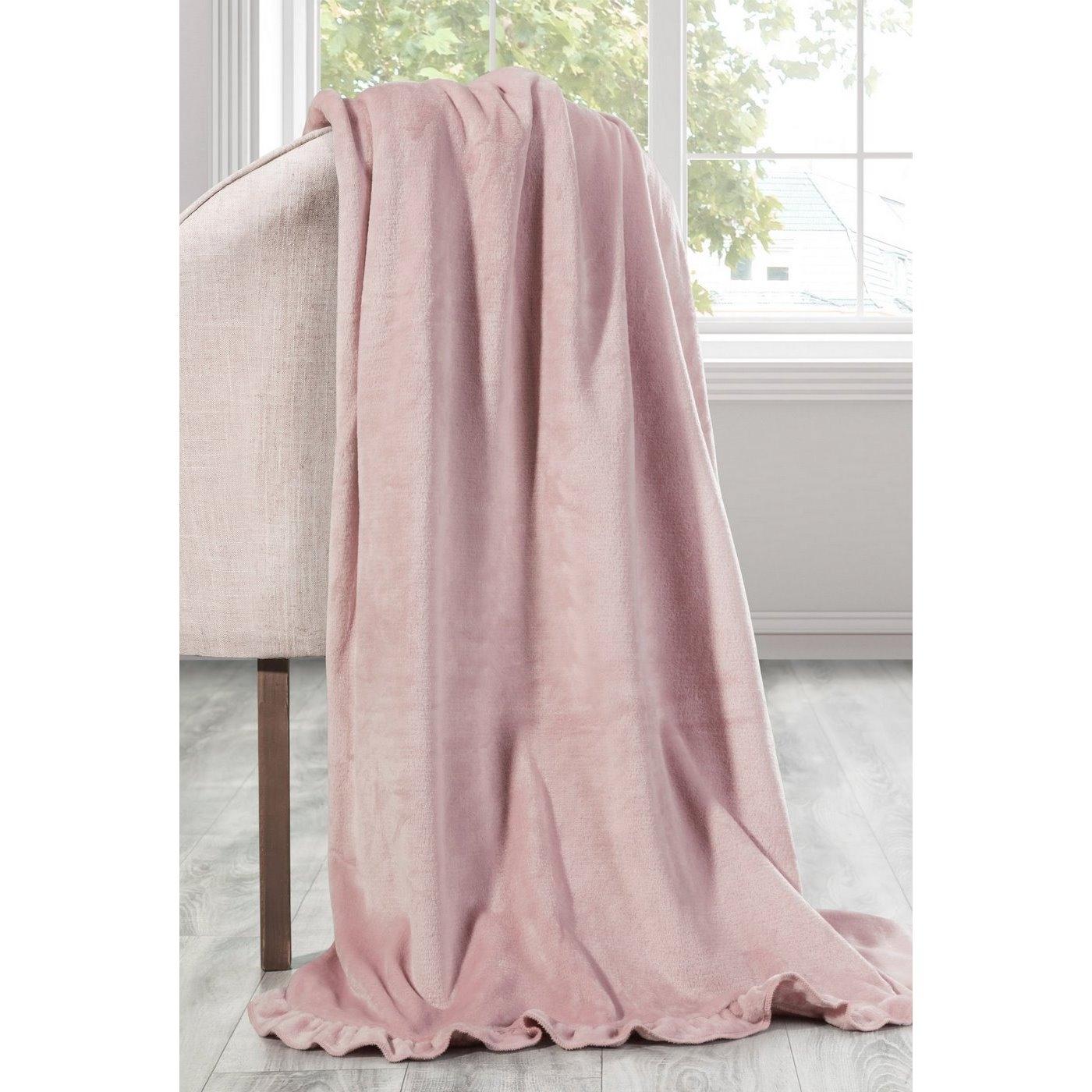 Patura Freya Pink 150 x 200 cm