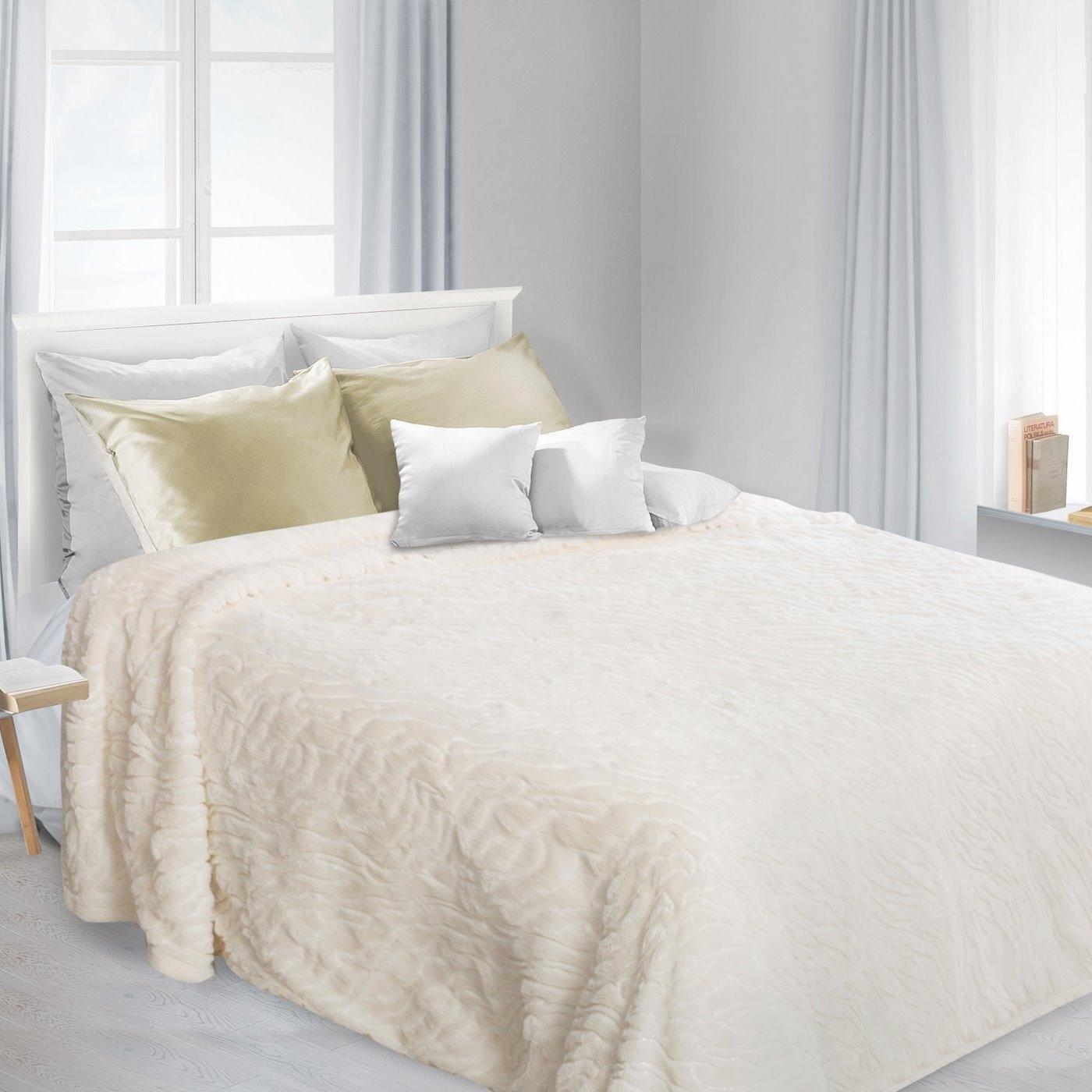 Patura Lux Cream 170 x 210 cm