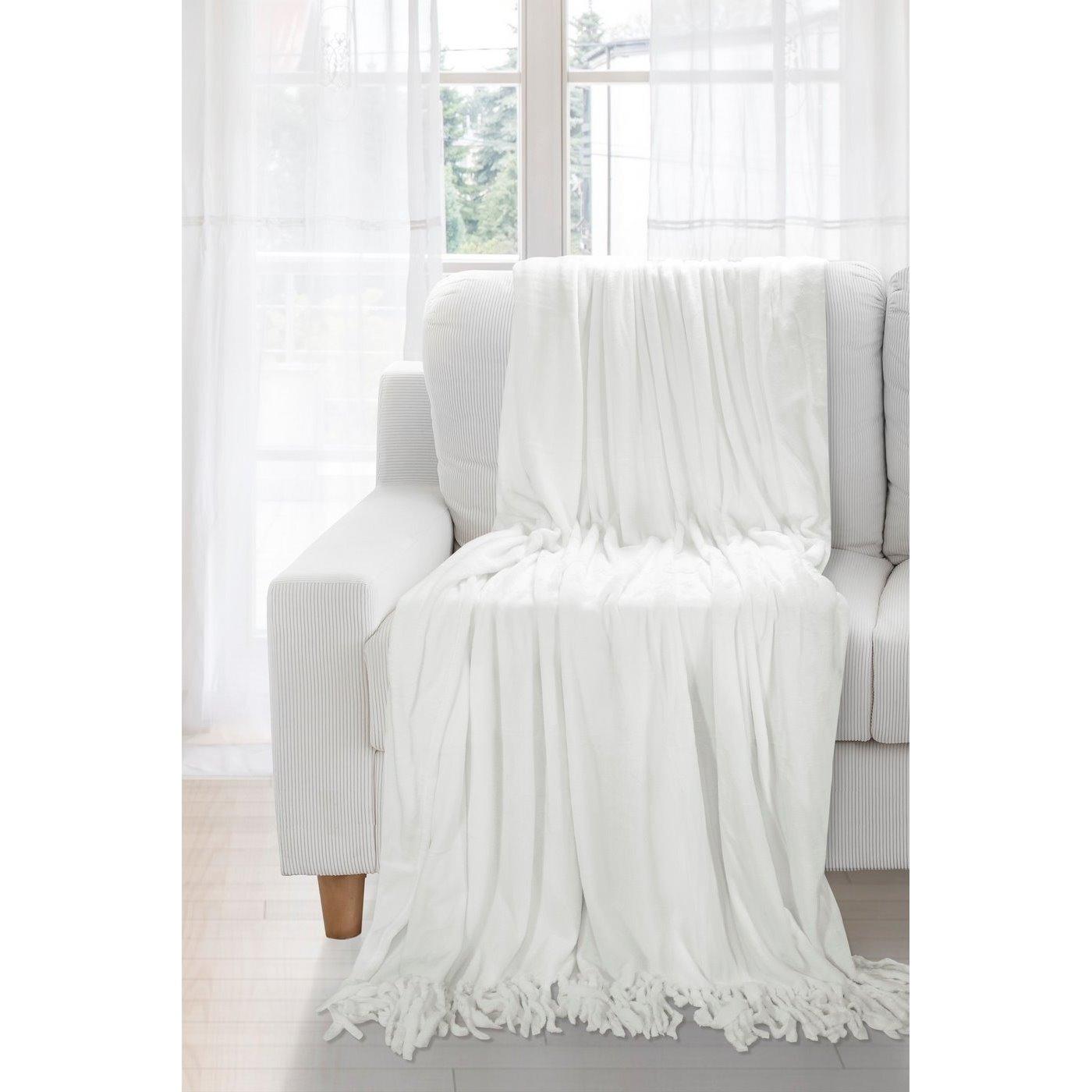 Patura Mona White 150 x 200 cm