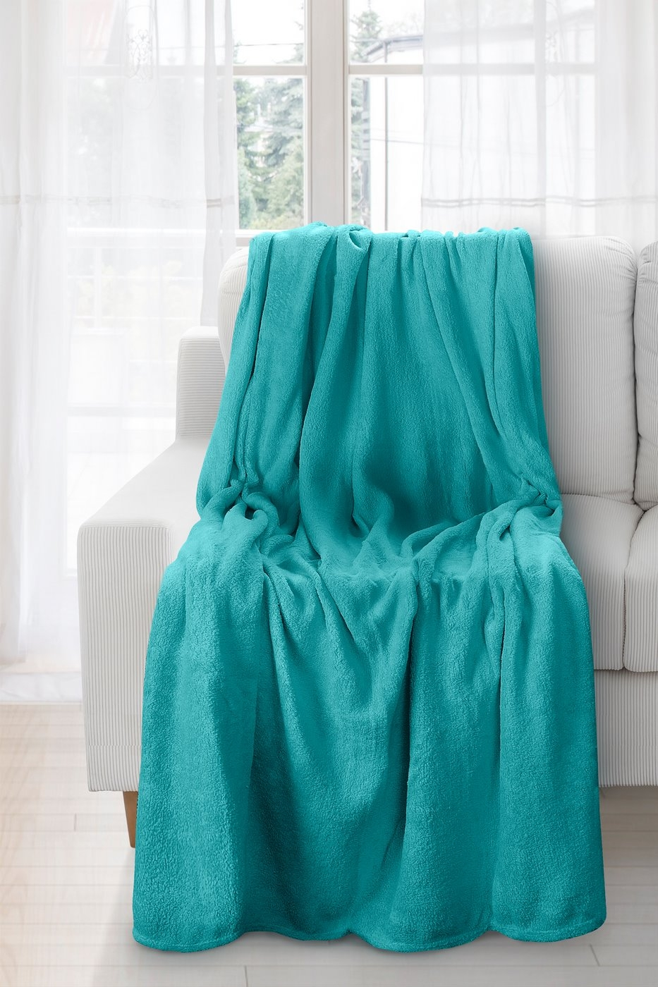 Patura Olivia Turquoise 150 x 200 cm