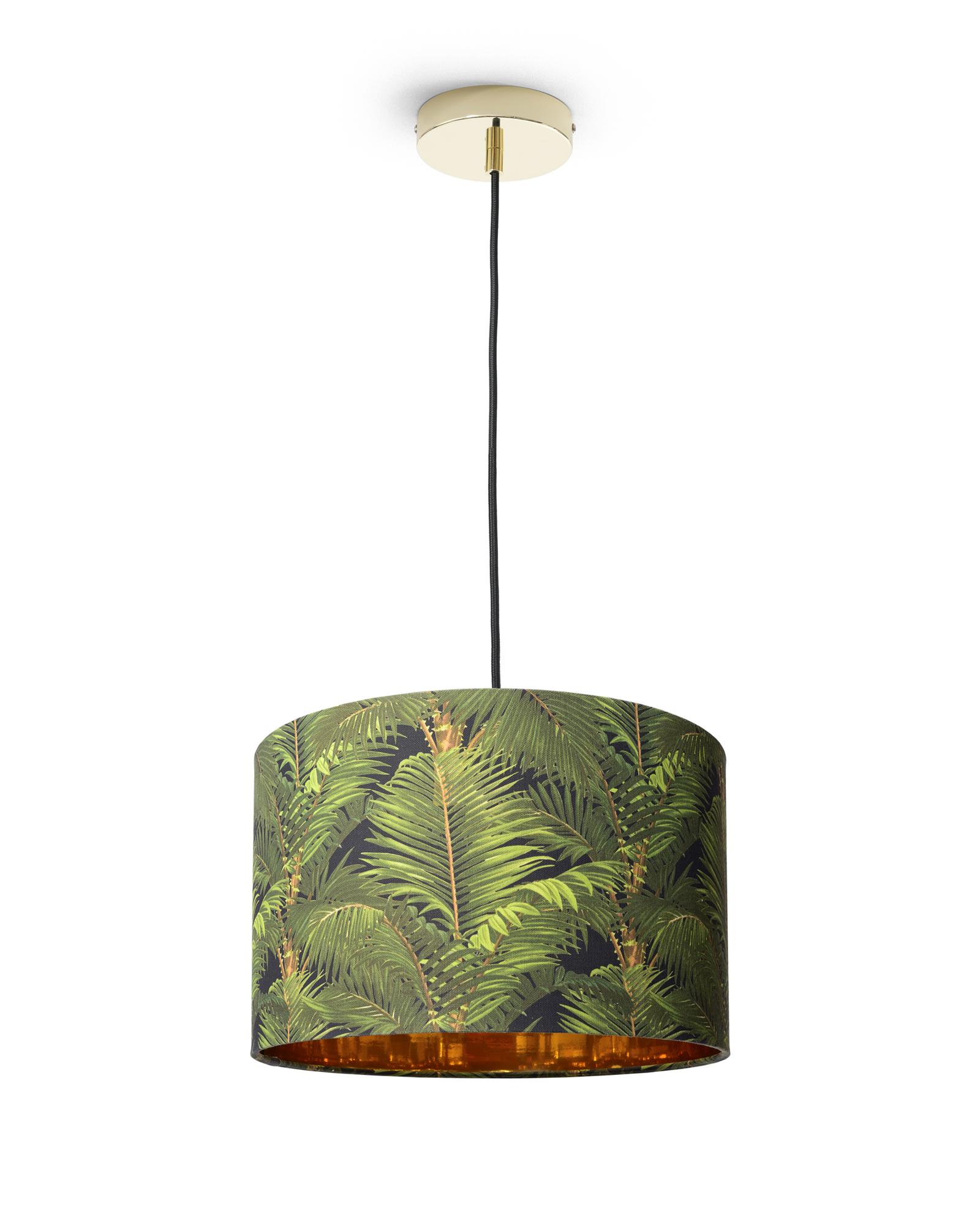 Lustra Jardin Tropical, ø35xh22 cm