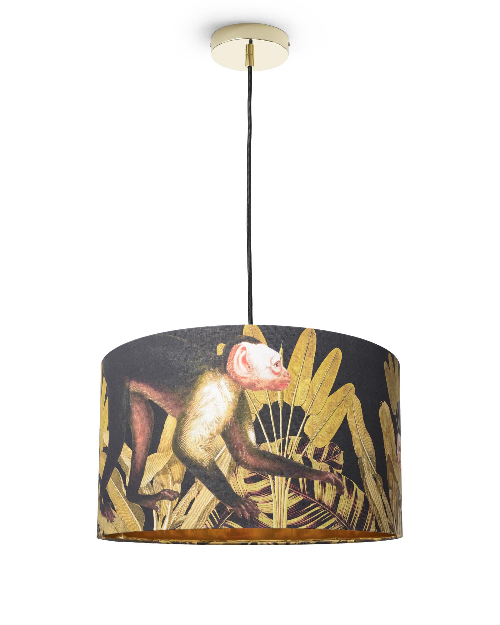 Lustra Monkey o55xh30 cm