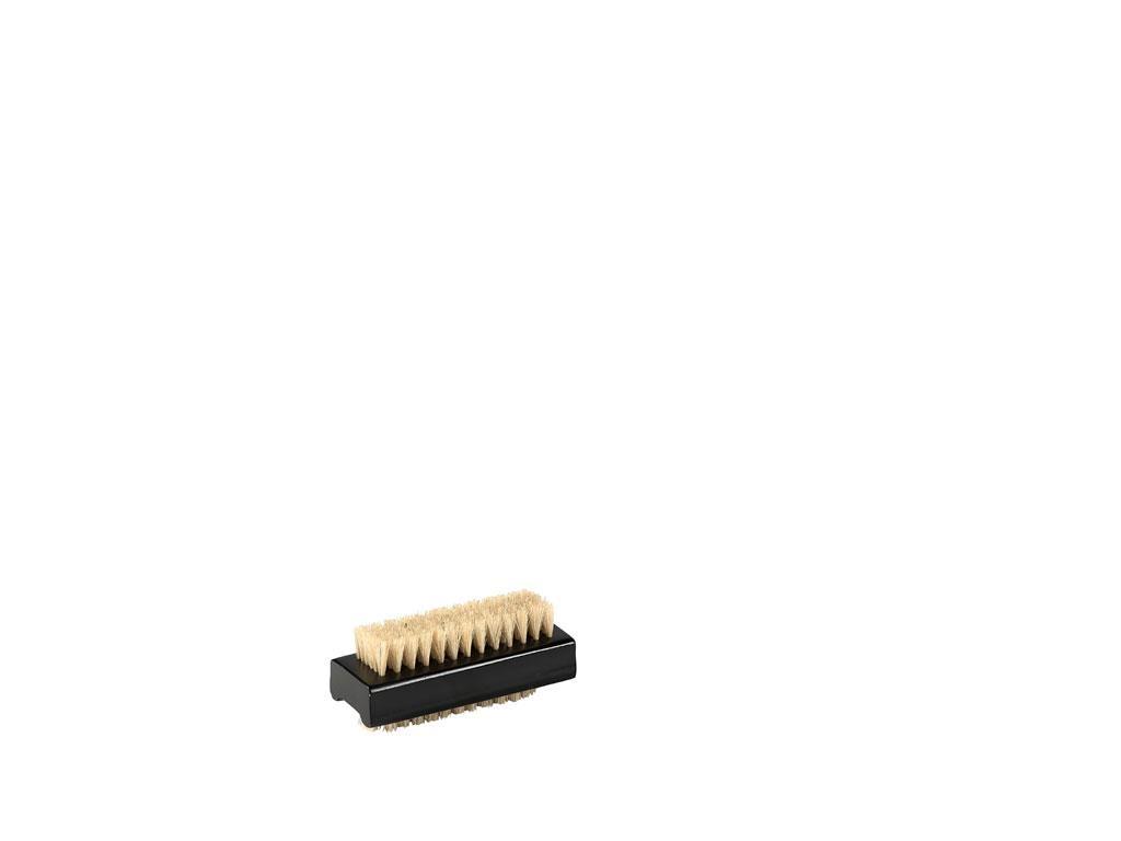 Perie pentru unghii, din lemn Schima 11126 Negru, L9,5xl4,5xH3,5 cm, Villa Collection poza