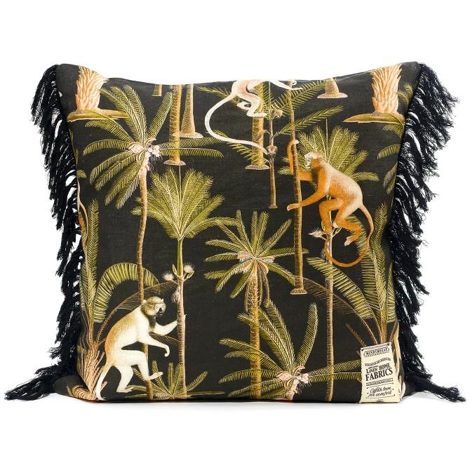 Perna decorativa Barbados Anthracite L50xl50 cm