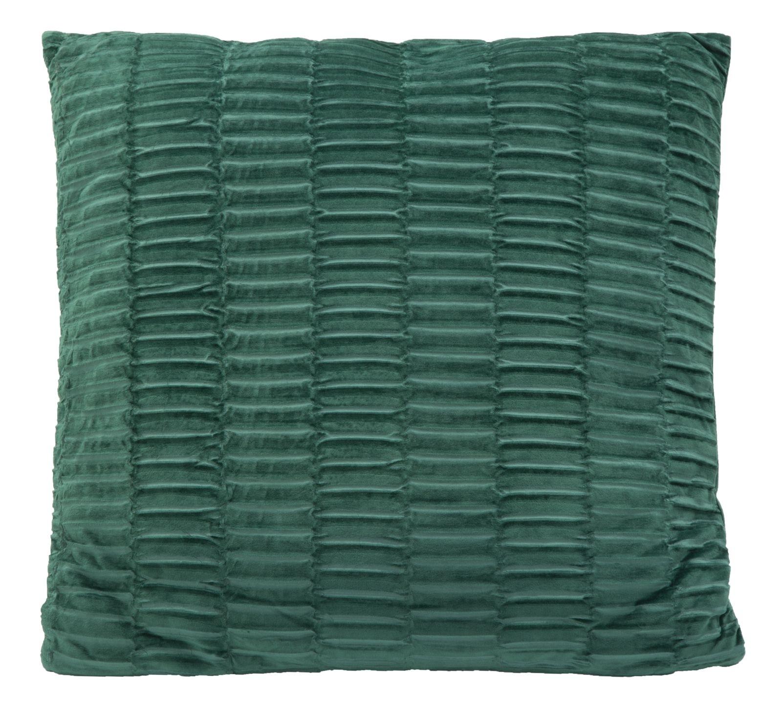 Perna decorativa Filling Verde, L45xl45 cm poza