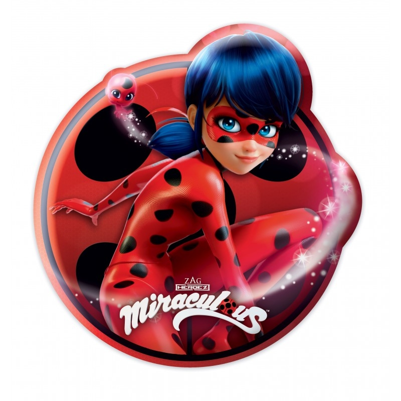 Perna decorativa pentru copii Miraculous MI-7000SC
