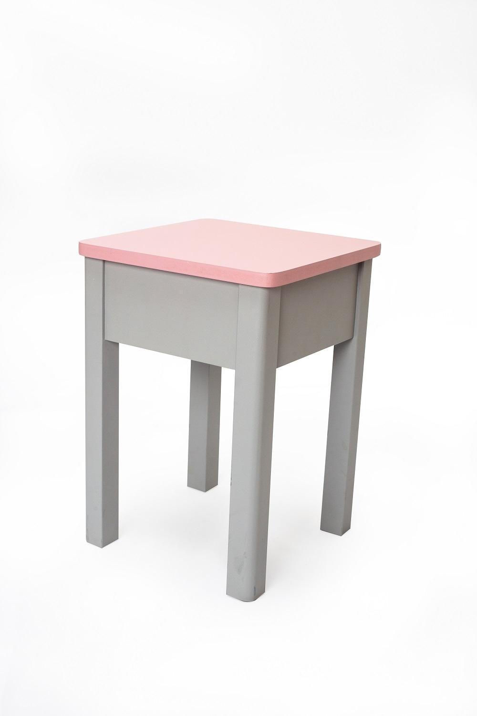 Scaun din lemn de fag si MDF pentru copii Florentina  l33xA33xH47 cm