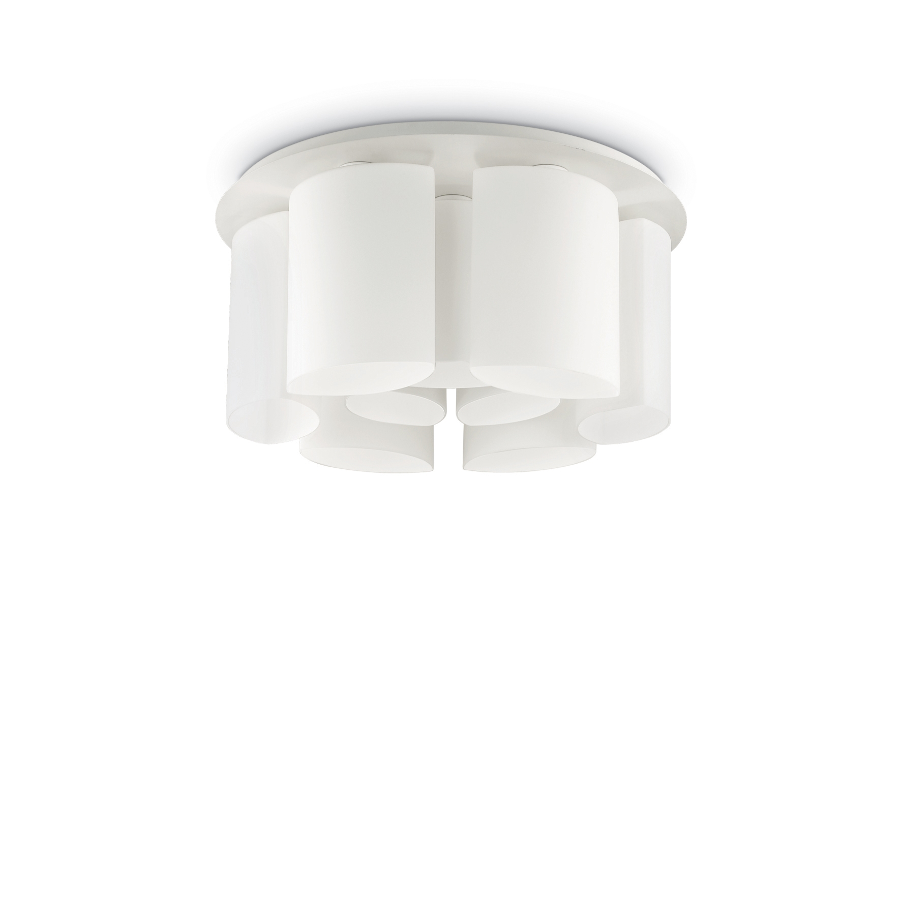 Plafoniera Almond PL9 White