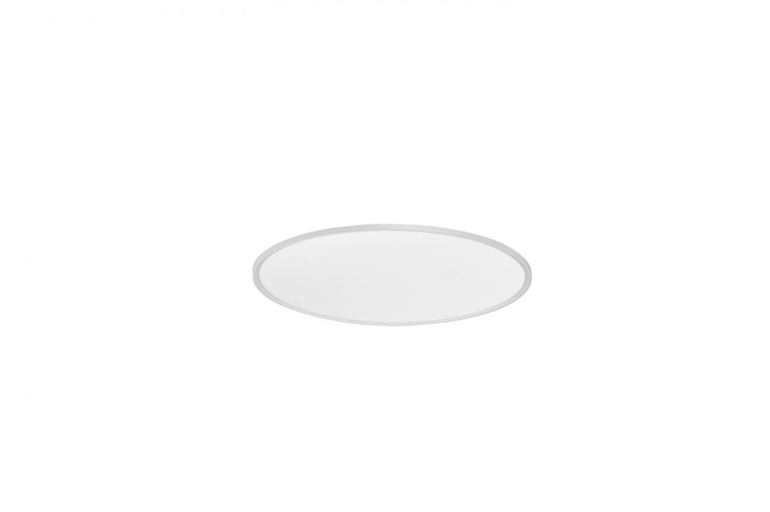 Plafoniera Cream Smart 60 Alb, AZ3297 imagine